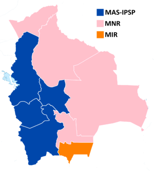 Bolivian general election, 2002