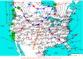 2003-04-14 Surface Weather Map NOAA.png