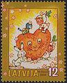 20041204 12sant Latvia Postage Stamp.jpg