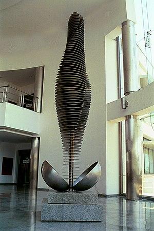 Kannapuram - Sculptor Balan Nambiar's creation