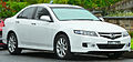 2005-2008 Honda Accord Euro Luxury sedan (2011-11-17).jpg