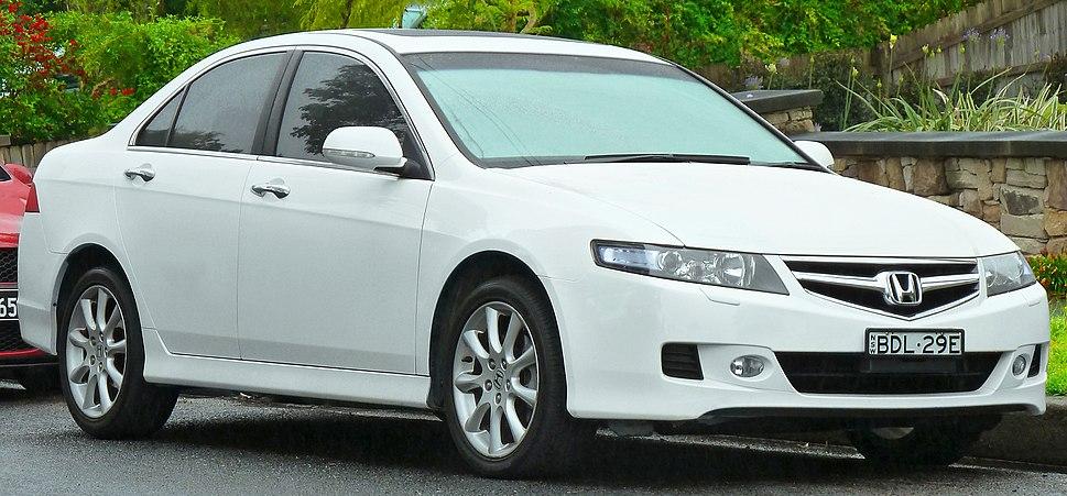 Honda Accord Howling Pixel