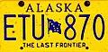 2005 Alaska license plate ETU 870.jpg