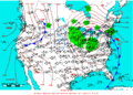 2006-05-12 Surface Weather Map NOAA.png