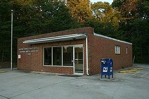 Bahama, North Carolina - Bahama post office