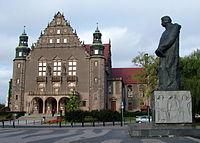 2008-09 Poznan Uni und AM.JPG