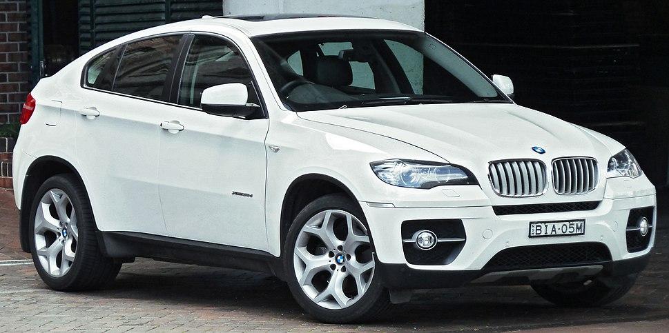 2008-2010 BMW X6 (E71) xDrive35d wagon (2011-11-04)