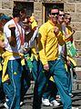 2008 Summer Olympics Australian Parade in Sydney 03.jpg