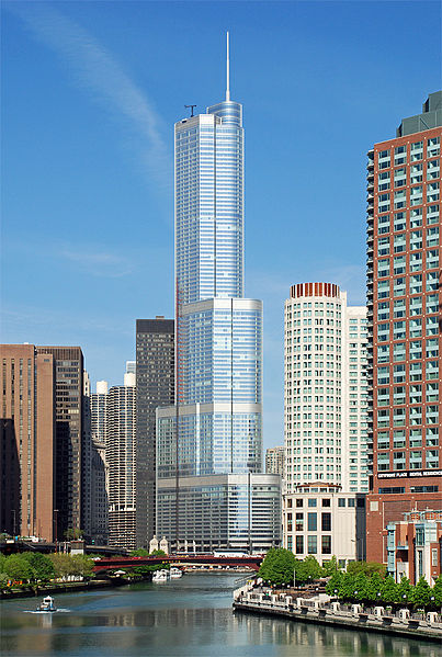 Trump International Tower and Hotel in Chicago is a dog friendly hotel