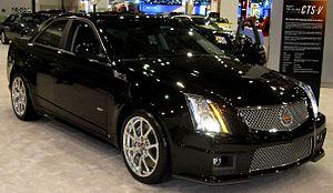 Cadillac VSeries  Wikipedia