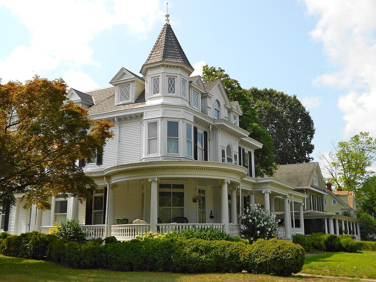 Draper House Milford Delaware Wikipedia