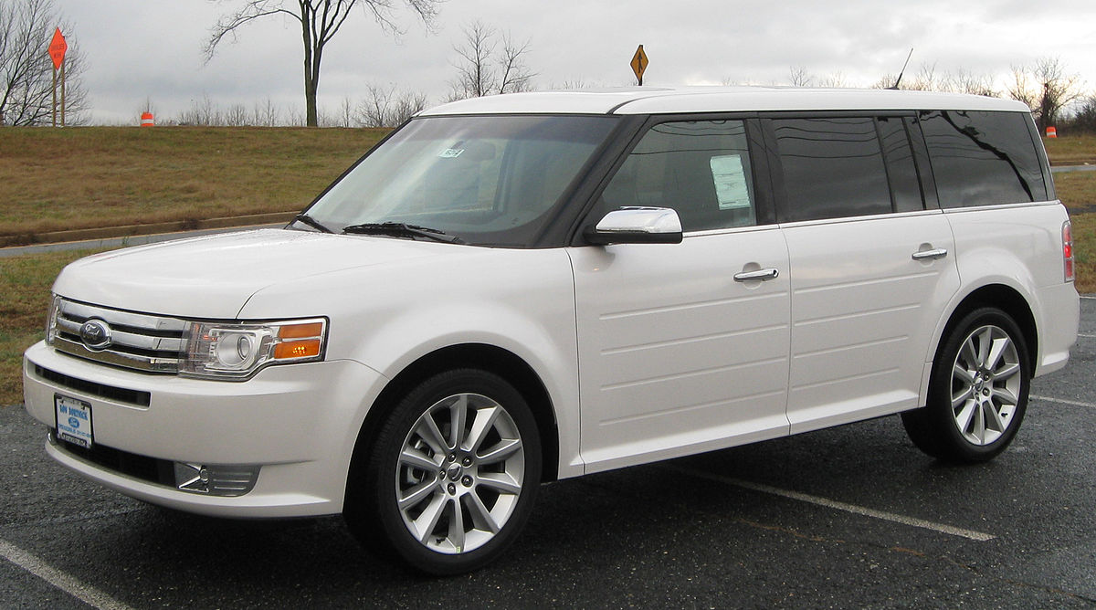 Ford flex wikipedia bahasa indonesia ensiklopedia bebas