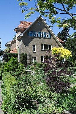 Am Raubfang in Potsdam