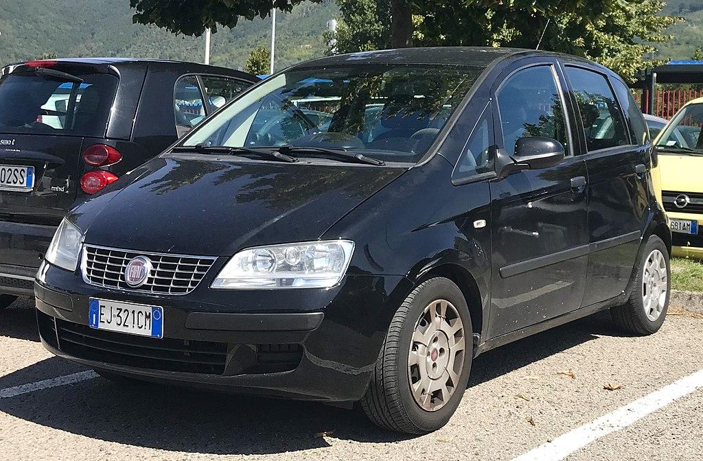 File2011 Fiat Idea 13 Multijet Ii 95g Wikimedia Commons