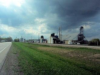 Crescent City, Illinois - Image: 20120324 081 Crescent City, Illinois