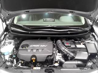 Hyundai U engine Motor vehicle engine