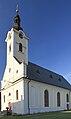 2013 Hawierzów, Błędowice, Kościół ewangelicko-augsburski 04.jpg