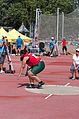 2013 IPC Athletics World Championships - 26072013 - Ines Fernandes of Portugal during the Women's Shot put - F20.jpg