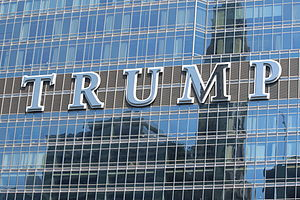Business career of Donald Trump - Trump International Hotel and Tower