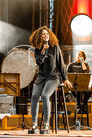 Joy Denalane - Denalane in 2014.