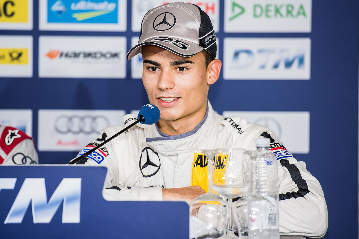 Fastest Car In The World 2015 >> Pascal Wehrlein - Wikipedia