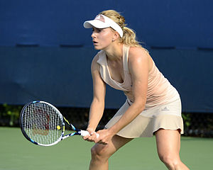 Ksenia Pervak - Pervak at the 2014 US Open Qualifying