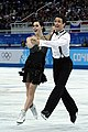 2014 Winter Olympics - Tessa Virtue and Scott Moir - 01.jpg