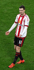 2015 Chelsea vs Sunderland - Adam Johnson.jpg
