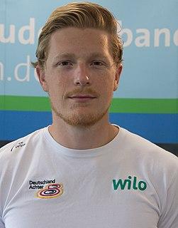 Jakob Schneider German rower
