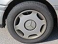 2017-09-28 (399) Continental ContiWinterContact TS 790 185-65 R 15 tire at Bahnhof Stockerau.jpg