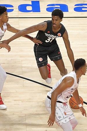 2017–18 Pac-12 Conference men's basketball season - Kris Wilkes, UCLA