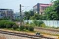 201708 Track to Yard 2 of Xiamen Gaoqi Railway Station.jpg