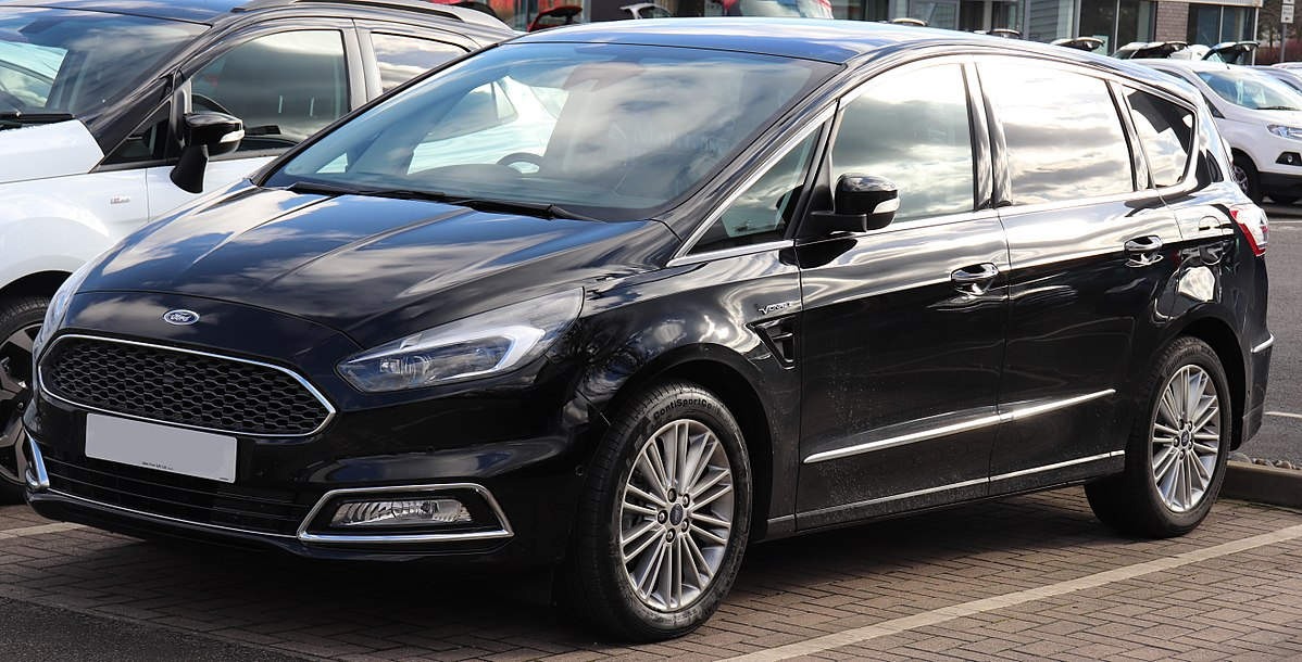 Ford Factory 5 >> Ford S-Max - Wikipedia