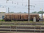 2018-05-04 (304) Freight wagon 31 81 3925 274-2 with wood at Bahnhof Enns.jpg