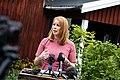 2018-08-16 Annie Lööf Ramvik (44150267491).jpg