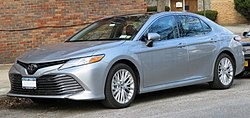 2018 Toyota Camry XLE front (2) 3.16.18.jpg