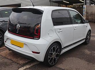 Volkswagen Up - Volkswagen Up GTI