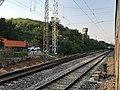 201908 Tracks at Funiuxi Station.jpg