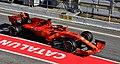2019 Formula One tests Barcelona, Leclerc (32560491837).jpg