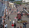 2020 Belarusian protests — Minsk, 21 August p0002.jpg