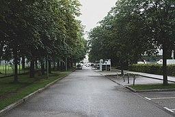 Edmund-Rumpler-Straße in München