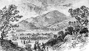 The Death of Halpin Frayser - Mount Saint Helena in 1873