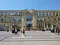220 Montpellier Le centre commercial du quartier Antigone.JPG