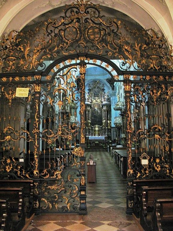Erzabtei St Peter