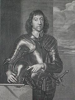 Henry Howard, 22nd Earl of Arundel English politician