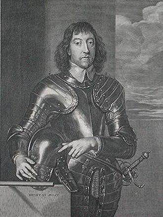 Henry Howard, 22nd Earl of Arundel - Image: 22nd Earl Of Arundel