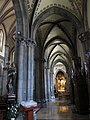 242 Església nova de Santo Tomás de Canterbury (Sabugo, Avilés), nau lateral dreta.jpg