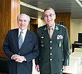 25-03-2015-Comandante do Exército, o general de exército Eduardo Dias da Costa Villas Bôas com o vice-presidente Michel Temer.jpg