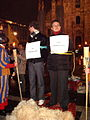 2705 - Milan - Protesting death penalty for LGBT people - Photo Giovanni Dall'Orto 10-Dec-2008.jpg