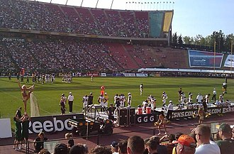 2009 Edmonton Eskimos season - hosting Hamilton on August 29